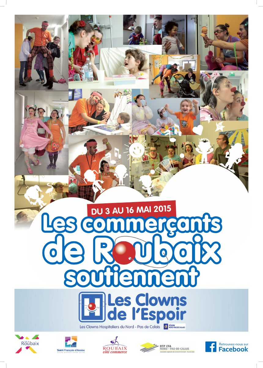 affiche commercants