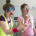 Photos Clowns Pluche et Suzette